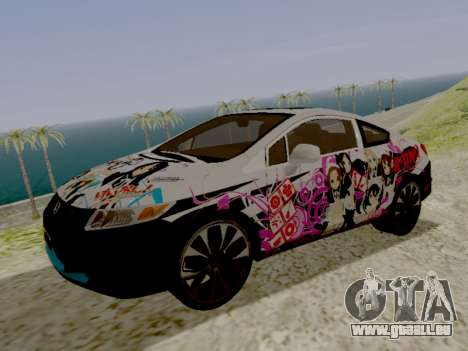 Jundo ENB Series V0.1 pour les faibles PC pour GTA San Andreas deuxième écran