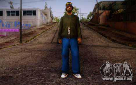 Ginos Ped 18 pour GTA San Andreas