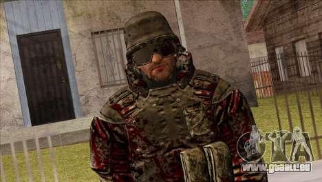Outlast Skin 7 für GTA San Andreas dritten Screenshot