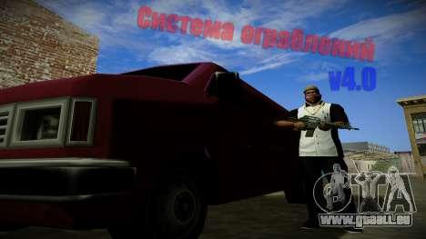 System-Diebstähle v4.0 für GTA San Andreas