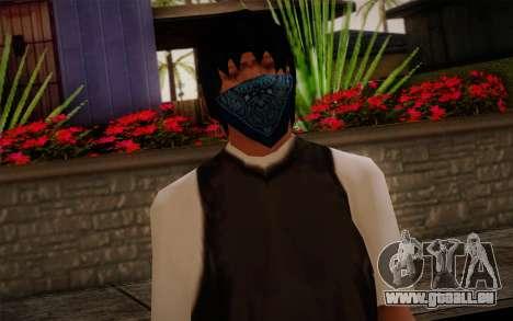Ginos Ped 2 für GTA San Andreas dritten Screenshot