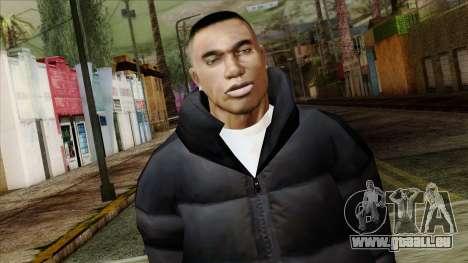 GTA 4 Skin 1 für GTA San Andreas dritten Screenshot