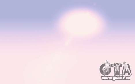 Krevetka Graphics v1.0 pour GTA San Andreas neuvième écran