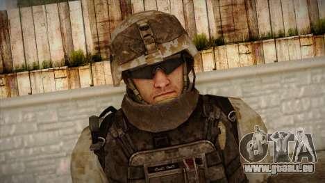 Army Skin 1 für GTA San Andreas dritten Screenshot