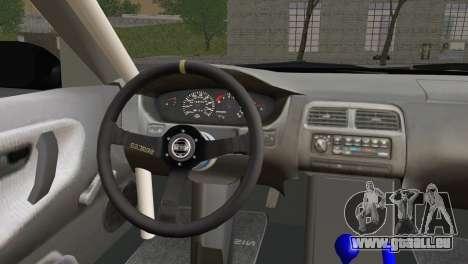 Nissan 180SX EasyStreet für GTA San Andreas zurück linke Ansicht