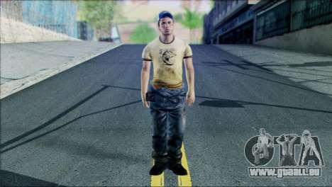 Left 4 Dead Survivor 6 pour GTA San Andreas