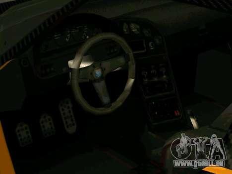 Le guépard из GTA 5 pour GTA San Andreas vue de droite