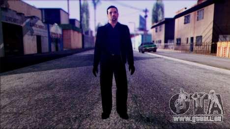 Russian Mafia Skin 5 pour GTA San Andreas