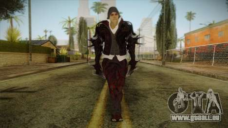 Alex Boss from Prototype 2 für GTA San Andreas
