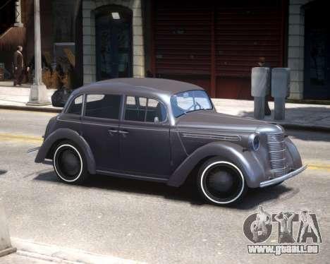 Moskwitsch 400 für GTA 4