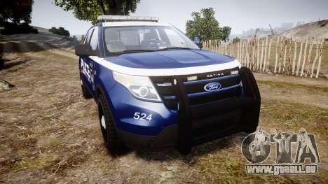 Ford Explorer 2013 LCPD [ELS] v1.0L für GTA 4