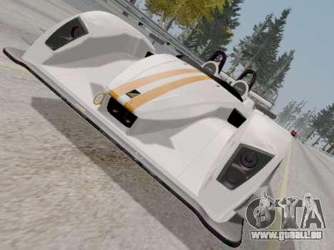 Jundo ENB Series V0.1 pour les faibles PC pour GTA San Andreas
