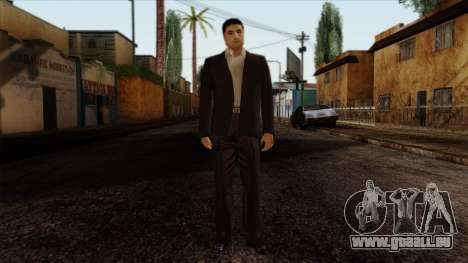 LCN Skin 5 pour GTA San Andreas