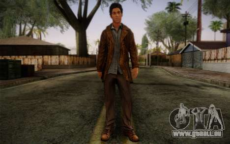 Harry Mason From SH: Shattered Memories für GTA San Andreas