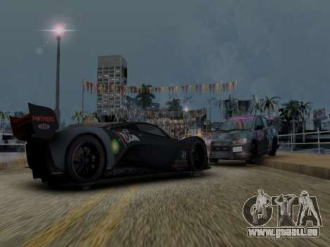 ENB Hans Realistic 1.0 für GTA San Andreas siebten Screenshot