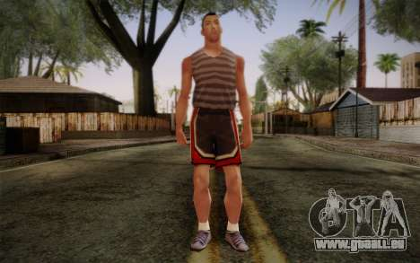 Ginos Ped 23 pour GTA San Andreas