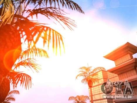 Sunset ENB pour GTA San Andreas deuxième écran