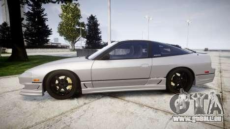 Nissan 240SX SE S13 1993 pour GTA 4 est une gauche