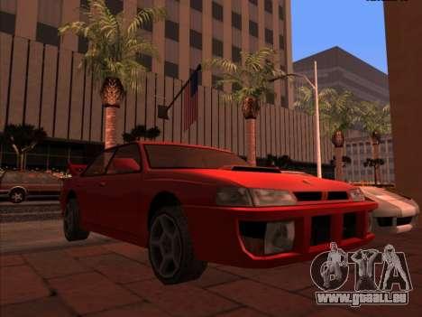 Sunset ENB pour GTA San Andreas troisième écran