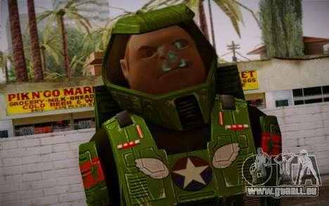 Space Ranger from GTA 5 v1 für GTA San Andreas dritten Screenshot