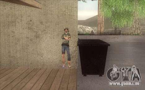 La relance du village Dillimore pour GTA San Andreas huitième écran