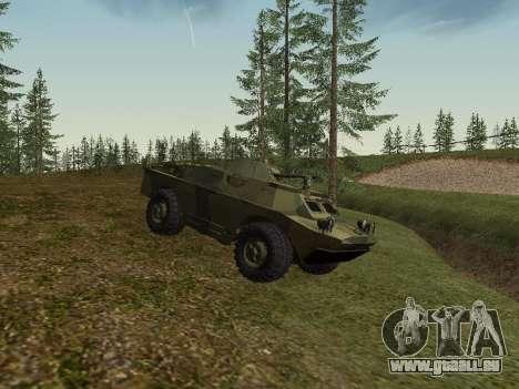 BRDM 2 pour GTA San Andreas