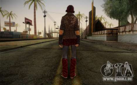 Murdered Soul Suspect Skin 1 für GTA San Andreas zweiten Screenshot