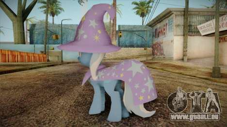 Trixie from My Little Pony für GTA San Andreas zweiten Screenshot
