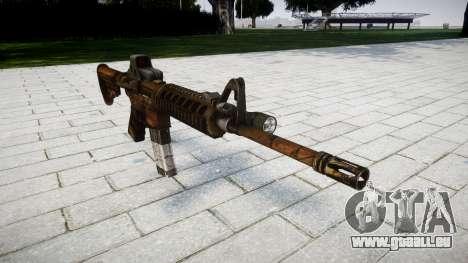 Taktische M4-STURMGEWEHR für GTA 4