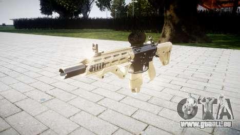 Fusil AR-15 CQB d'un aimpoint pour GTA 4