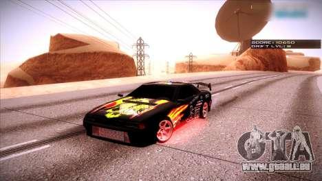 Just ENB pour GTA San Andreas quatrième écran