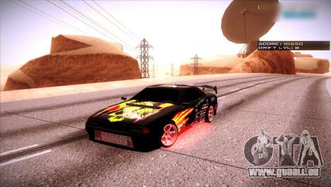 Just ENB für GTA San Andreas her Screenshot