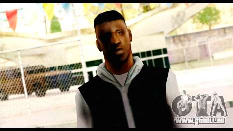 Ginos Ped 37 pour GTA San Andreas troisième écran