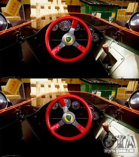 Lotus Type 49 1967 [RIV] PJ11-12 für GTA 4 Rückansicht