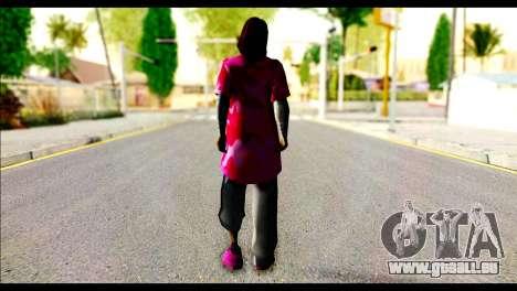 Ginos Ped 41 für GTA San Andreas zweiten Screenshot