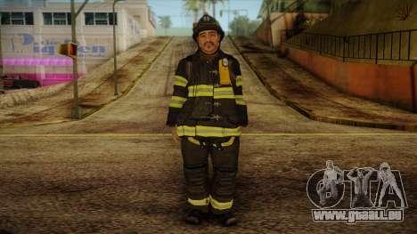 GTA 4 Emergency Ped 6 pour GTA San Andreas