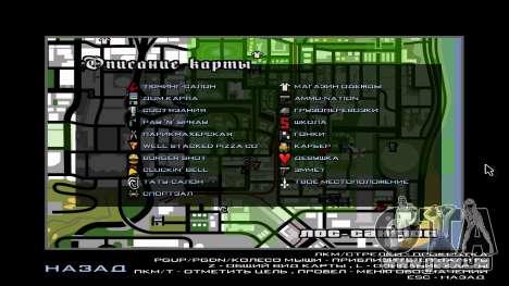 Full HD Interface pour GTA San Andreas