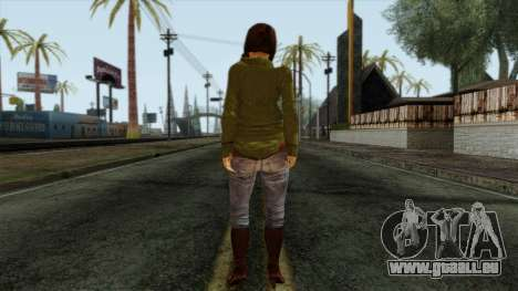 GTA 4 Skin 7 pour GTA San Andreas deuxième écran