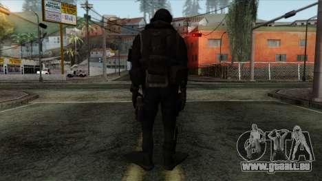 Modern Warfare 2 Skin 9 für GTA San Andreas zweiten Screenshot