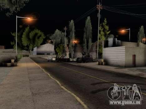 ENB Hans Realistic 1.0 für GTA San Andreas dritten Screenshot
