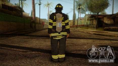 GTA 4 Emergency Ped 6 für GTA San Andreas zweiten Screenshot