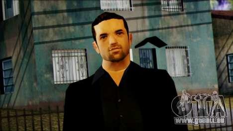 Russian Mafia Skin 5 für GTA San Andreas dritten Screenshot