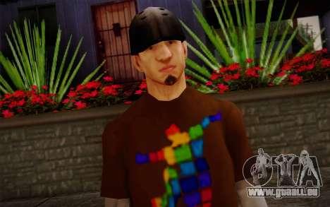 Ginos Ped 22 für GTA San Andreas dritten Screenshot