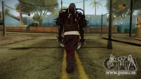 Alex Boss from Prototype 2 pour GTA San Andreas deuxième écran