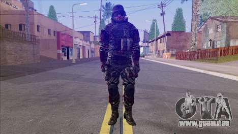 Outlast Skin 7 für GTA San Andreas