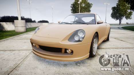 Pfister Comet Tuning pour GTA 4