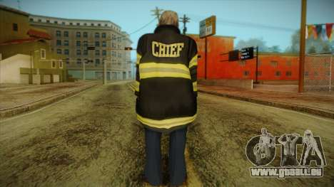 GTA 4 Emergency Ped 13 für GTA San Andreas zweiten Screenshot