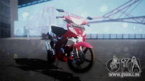 Yamaha Jupiter Mx pour GTA San Andreas