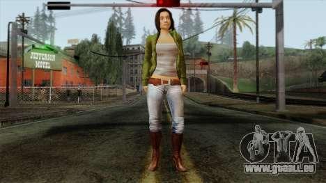 GTA 4 Skin 7 pour GTA San Andreas