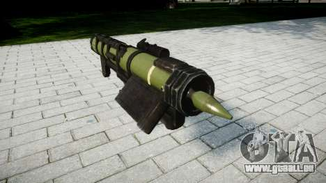 Reorc RPG v2.0 pour GTA 4